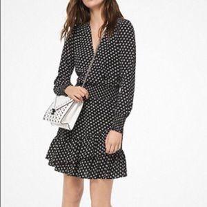 Gorgeous Michael Kors ruffle dress